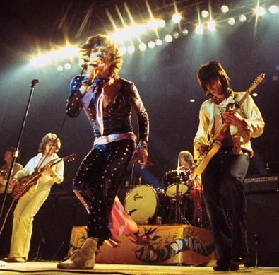 The Revenge of Riff Raff: Live Review: The Rolling Stones, Tokyo Dome, 20th February, 1990