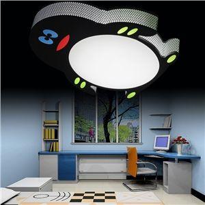 LED Deckenleuchte Modern Acryl Malerei Pinguin