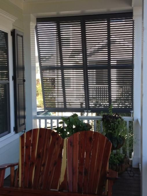 62 best bermuda shutter images on pinterest bermuda shutters outdoor rooms and outdoor spaces for Bermuda style exterior shutters