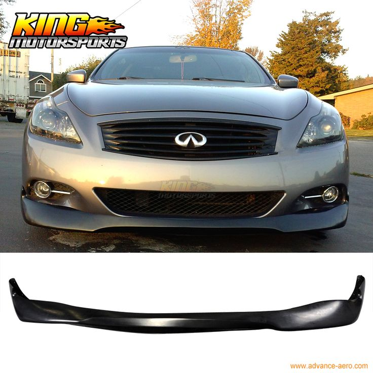For 20082013 Fit For Infiniti G37 Coupe 2Dr RA Style