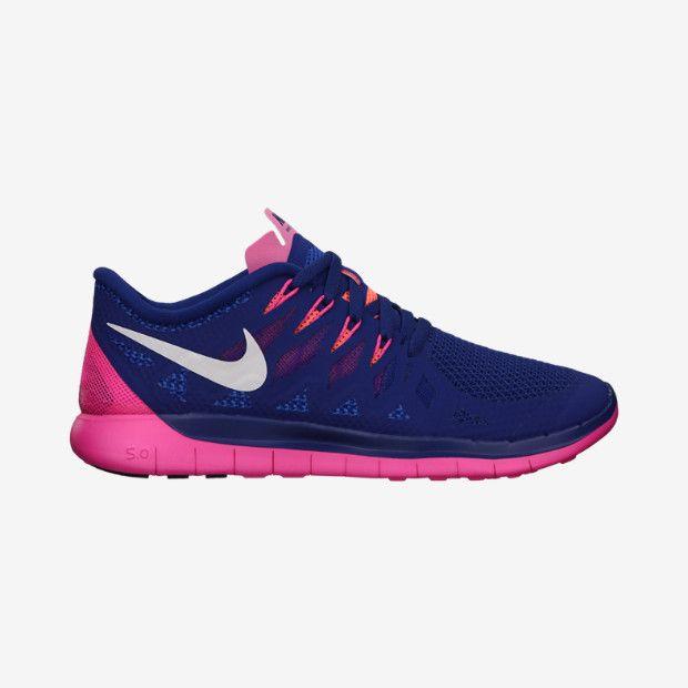 The Nike Free Women's Running Shoe.