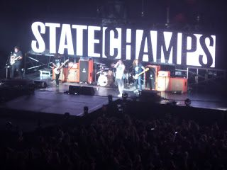 I'm Looking For Me! 5 Seconds of Summer and State Champs