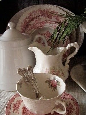 ~ French Country dishes