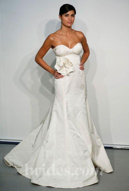 Sarah Janks 'Catherine'  corset wedding dress fall 2013