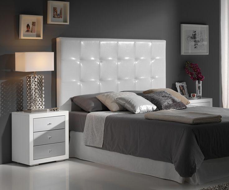 17 mejores ideas sobre camas tapizadas en pinterest cama - Cabeceras de cama tapizadas ...