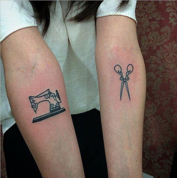 Fashion Tattoo Inspiration | POPSUGAR Fashion