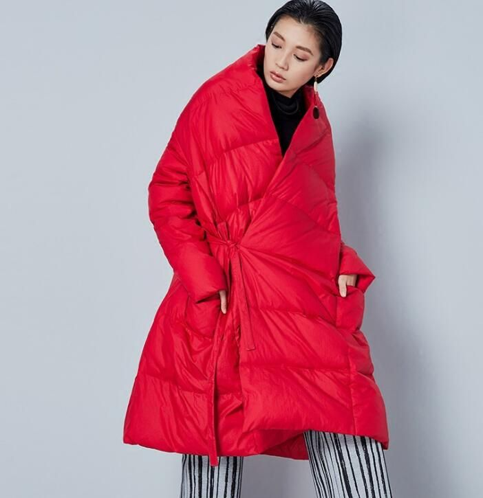 67fc309a483 Find More Down Coats Information about Loose Style Down Coats Winter ...