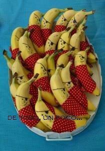 Bananitas piratas