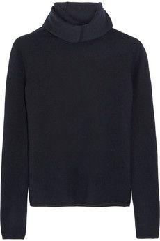 Joseph Stretch cashmere-blend turtleneck sweater   NET-A-PORTER