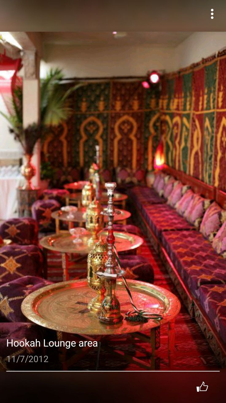 18 best Hookah lounge images on Pinterest | Bar ideas, Interiors and ...