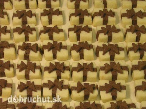 Fotorecept: Sušienky darčeky