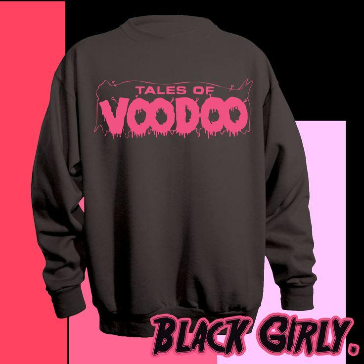 Voodoo sweatshirt in sale.