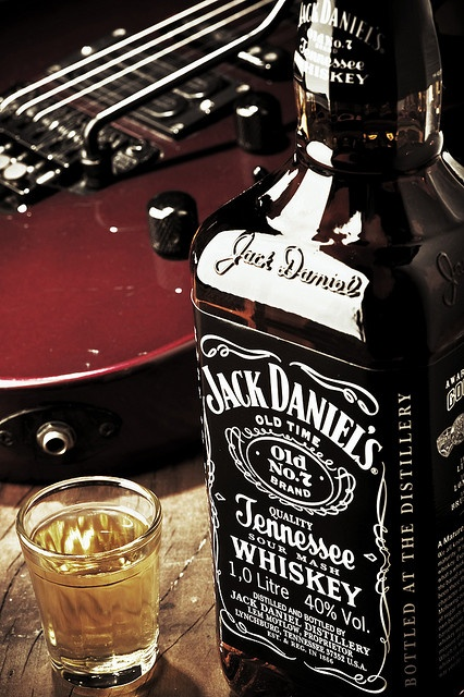 Jack Daniel's by André Banyai