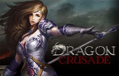 Dragon Crusade é um gratuito para jogar no browser, desenvolvida pela Sun-Ground e publicado pela Aeria Games. Enquanto o herói aumenta o seu nível, distribuindo pontos de habilidade entre os seus atributos variados para construir o mais poderoso lutador ou o mago mais mortal, garantindo a vitória tanto na batalha real como na arena.