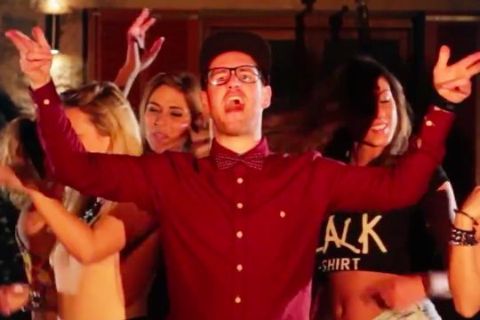 Video Premiere: ItaloBrothers - Up 'N Away