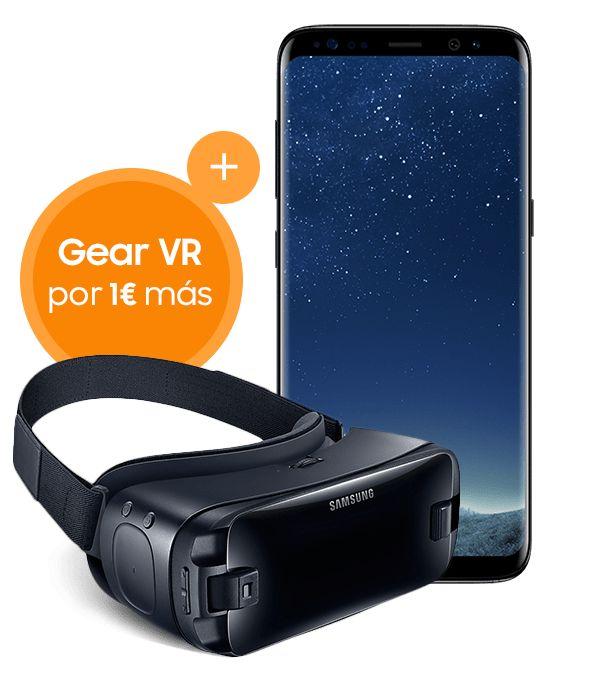 La seguridad y la comodidad en tu Galaxy S8 y S8+ se dan la mano con el escáner de iris, reconocimiento facial y sensor de huella dactilar.