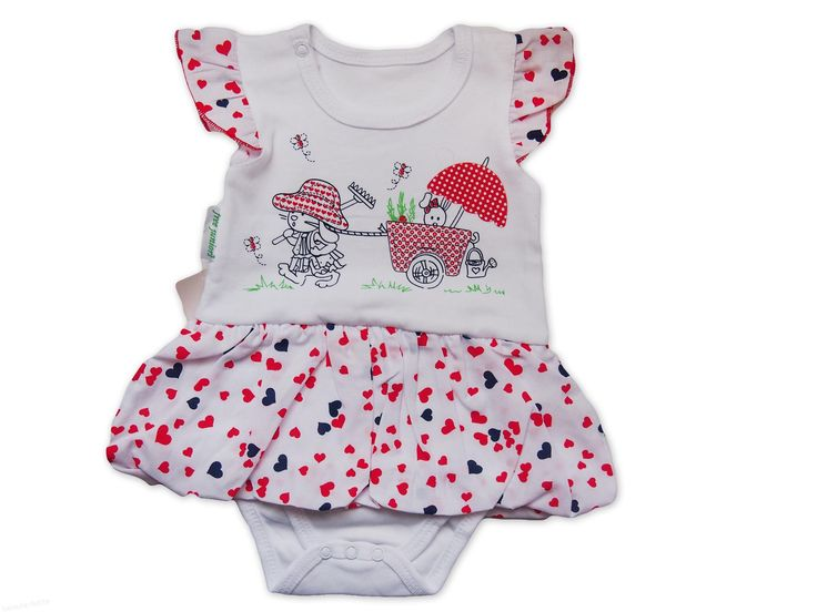 Rochita cu body este potrivita pentru fetitele de 6-9 luni. Modelul este cu volanase, iar materialul este bumbac 100%. Pret: 20.00 lei http://hainute-fetite.ro/produs/rochita-cu-body-happy-farmer/