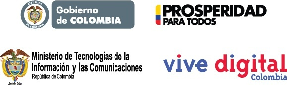 Un honor de patrocionio, Min TIC, Colombia 3.0 y #brigadadigital