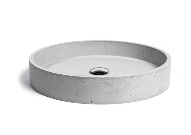 concrete sink Circum48 URBI et ORBI design 2013