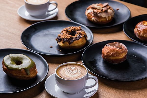 With great tasting donuts and good coffee, Third Time Lucky on Henley Beach Rd is another venue by Adelaide patisserie master Quang Nguyen.