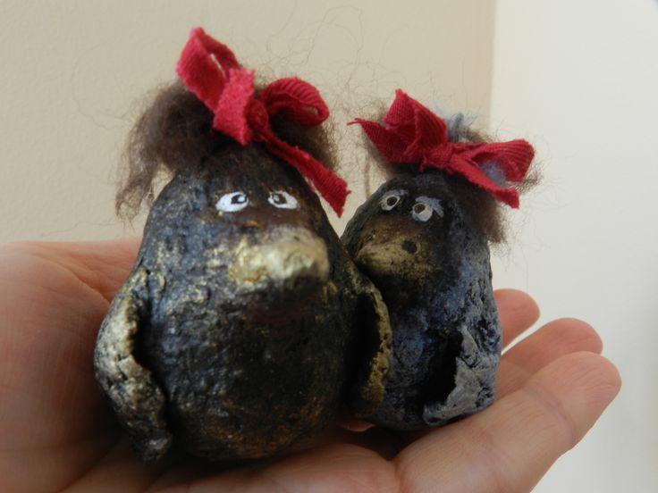 cwazy crows (Lyudmila Volya)