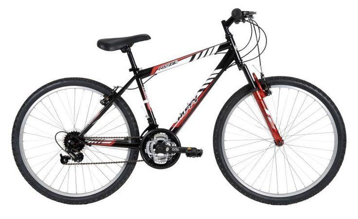 "Huffy Alpine 26"" Men's All-Terrain Bike Kolo 5200 Suspension Off-Road Gift Idea! #Huffy"