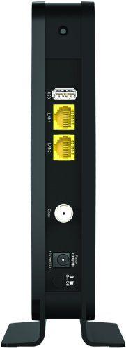 NETGEAR N300 Wi-Fi DOCSIS 3.0 Cable Modem Router (C3000) - http://www.rekomande.com/netgear-n300-wi-fi-docsis-3-0-cable-modem-router-c3000/