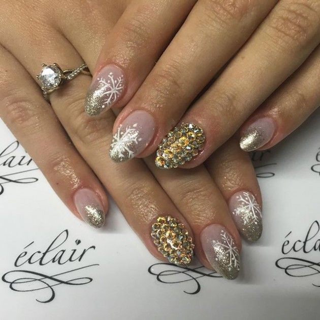The Most Snowflake Nail Art Tutorial For Summer Best Nails