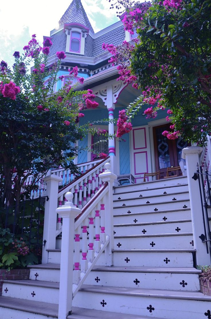 Victorian Candy in the city of May, New Jersey by Scarlettwind Correction: The city is Cape May, New Jersey