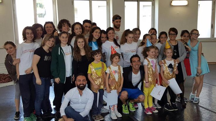 Ieri bellissima esibizione #MusicalWeekend Kids Milano per la conclusione del corso. #grazieatutti #musical #english