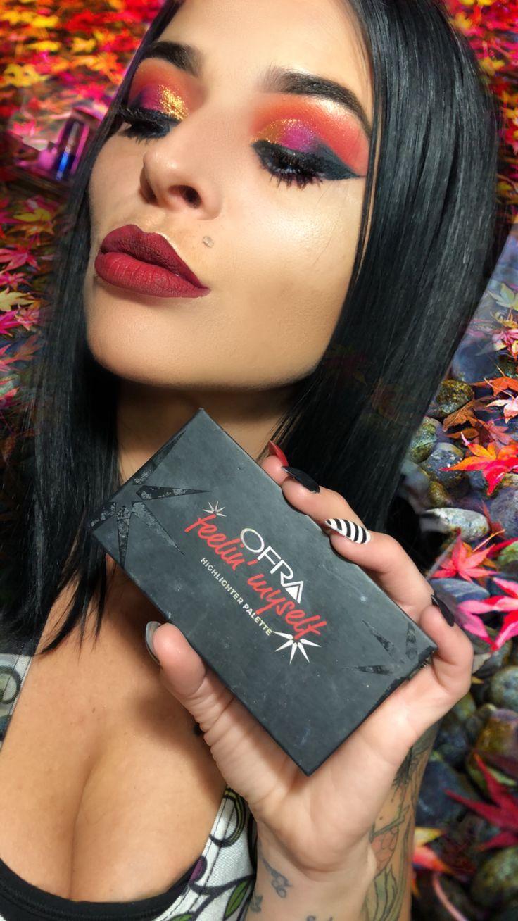 fall fallmakeup makeup makeuplooks nativebombshellmua