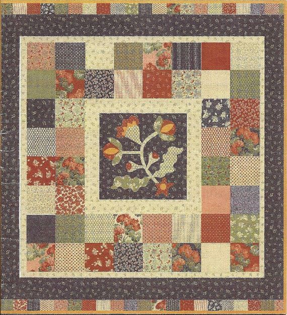1000 Images About Primitive Folk Art Quilt Patterns Love