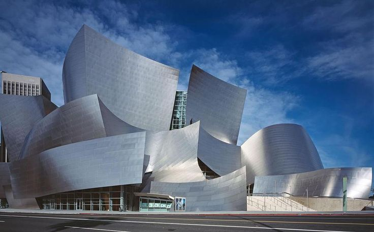 An architectural wonder in downtown Los Angeles. 				 Noteworthy for: Launched by a USD 50million donation by Lillian, Walt's widow, this superb venue was constructed as a tribute to her husband's devotion to the arts.