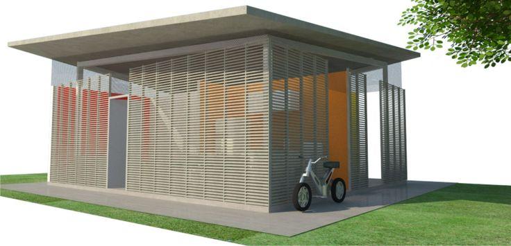 Habitação Unifamiliar e Tecnologia Sustentável