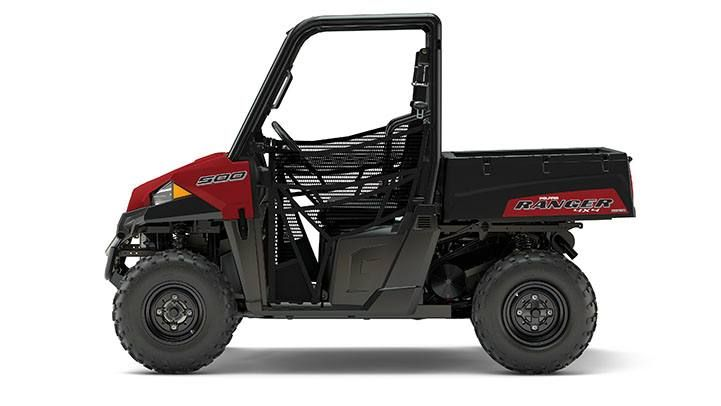 2017 Polaris Industries RANGER® 500 Solar Red for sale in Fenton, MO. St. Louis Powersports U.S.A.