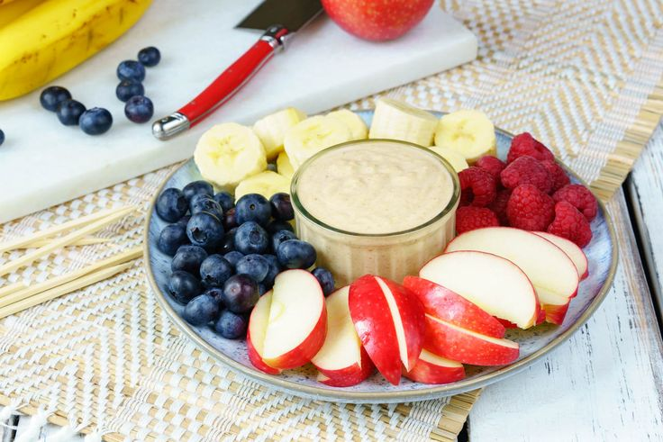 fruit crush fruit dip healthy