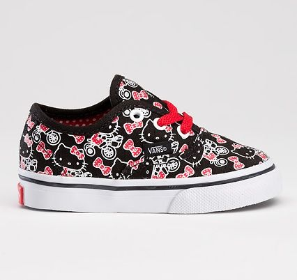 Hello Kitty shoes | Introducing The New Hello Kitty Vans Shoes For Babies & Toddlers ...