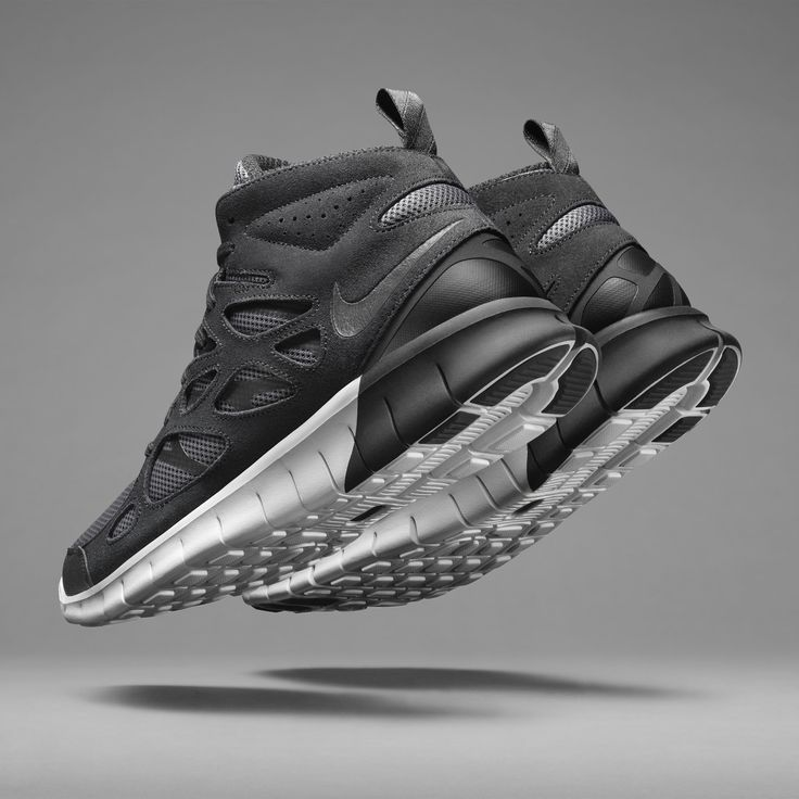 Nike Store. Nike Free Run 2 SneakerBoot Men's Shoe