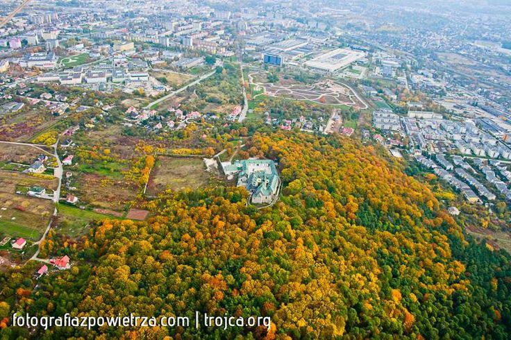 Karczówka, Kielce