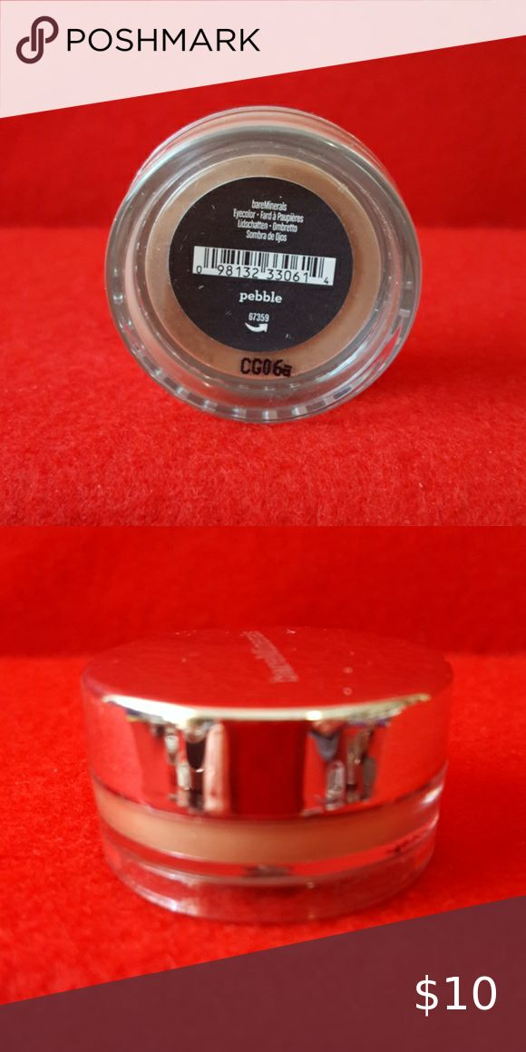 Bare Minerals loose powder eyeshadow in pebble in 2020 ...
