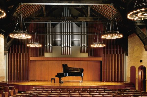 Mazzoleni Concert Hall