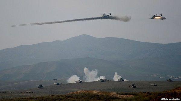 Armenian Military Promises Retaliation for Azerbaijan Helicopter Downing...
