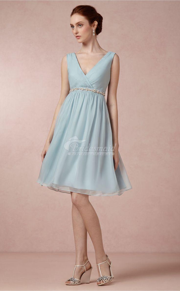 143 best Short Bridesmaid Dresses images on Pinterest | Brides ...