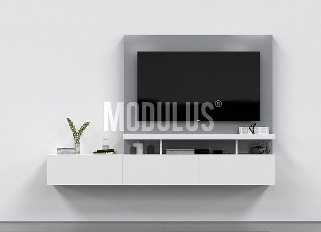 Best 25 lcd wall design ideas on pinterest floating tv - Muebles modernos para tv ...