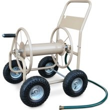 Liberty Garden Products 870-m1-2 Industrial 300 4 Wheel Hose Reel Cart