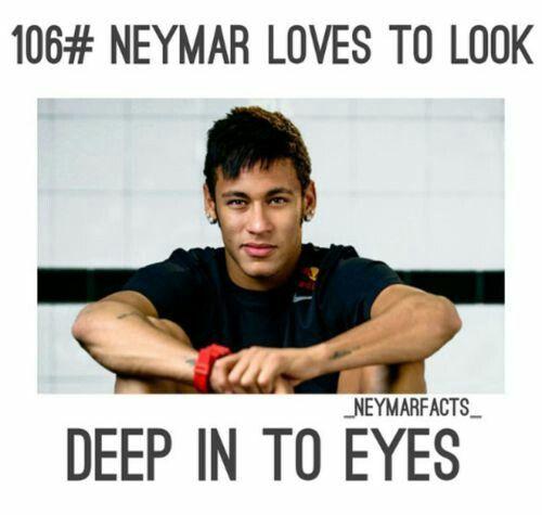 Neymar Facts ((: