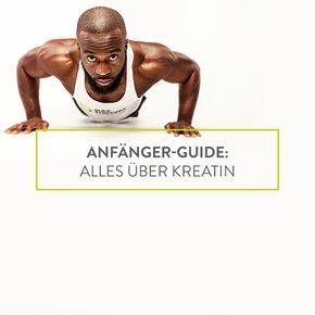 Anfänger Guide: Alles über Kreatin! Alles was du über Creatin wissen solltest von Bulk Powders - Fitness, Bodybuilding, Muskelaufbau, Supplements