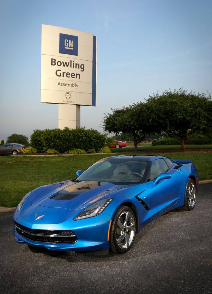 This is the 2014 Corvette Stingray Premiere Edition (5)
