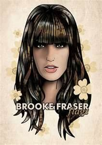Image detail for -... up with a t shirt design for brooke fraser to try and convince her