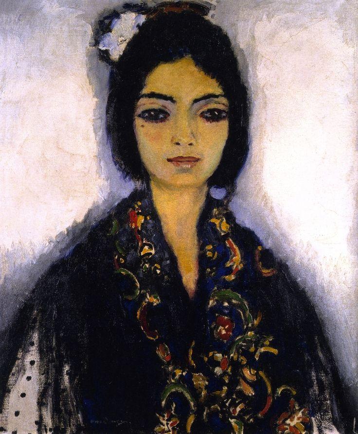 Joaquina (Sevilla) by Kees Van Dongen (1877-1968)